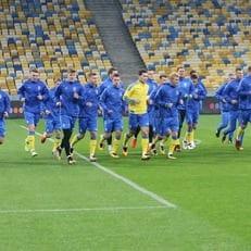 Сборная Украины может провести следующий матч в ноябре