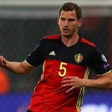 Вертонген побил рекорд сборной Бельгии