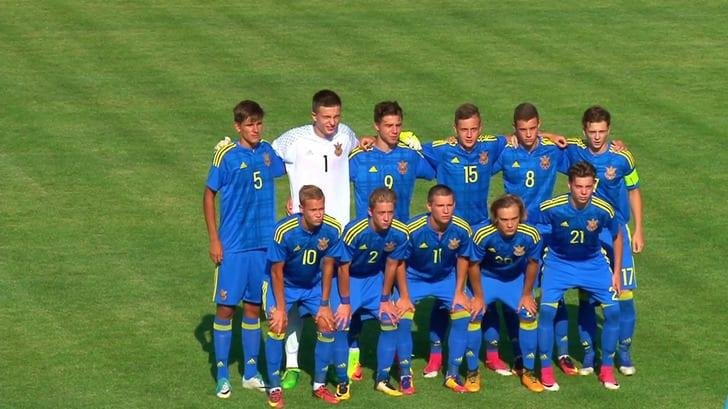 Сборная Азербайджана U-17 проиграла сбольшой разницей всчете