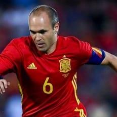 Иньеста может покинуть сборную Испании после ЧМ-2018