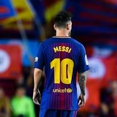 """""""Барселона"""" готова платить Месси 500 тысяч фунтов в неделю"""