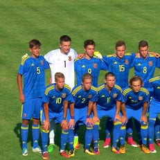 Сборная Украины U-17 переиграла сверстников из Азербайджана