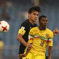 ЧМ U-17: Парагвай и Мали вышли в следующий раунд