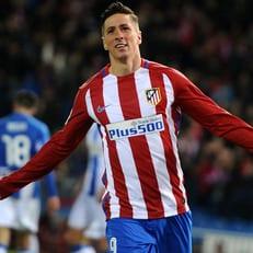 """Торрес провел свой 300-й матч за """"Атлетико Мадрид"""""""
