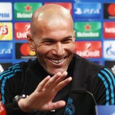 """Зидан проведет 100-й матч на посту главного тренера """"Реал Мадрида"""""""