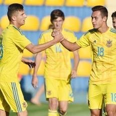 Сборная Украины U-17 пробилась в элит-раунд отбора на Евро-2018