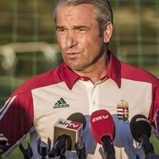 Бернд Шторк ушел с поста тренера сборной Венгрии