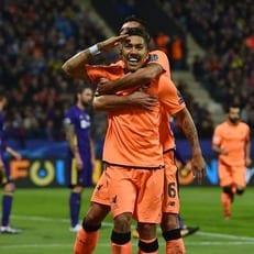 """Ливерпуль"" повторил рекорд результативности Лиги чемпионов"