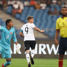 ЧМ U-17: Германия разгромила Колумбию и вышла в четвертьфинал