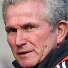 Хайнкес - самый возрастной тренер в истории ЛЧ