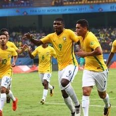 ЧМ U-17: Бразилия уверенно переигрывает Гондурас