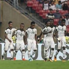 ЧМ U-17: Гана прошла в 1/4 финала