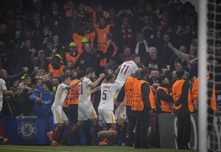 УЕФА открыл дело против Ромы зарасистские выкрики фанатов