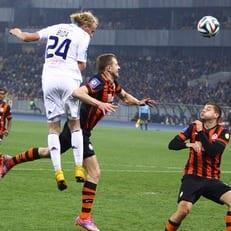Украинские клубы не улучшили свои позиции в клубном рейтинге УЕФА