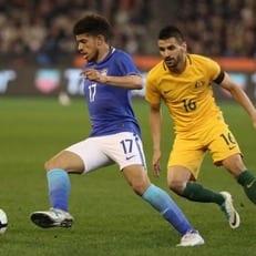 Тайсон вызван в сборную Бразилии
