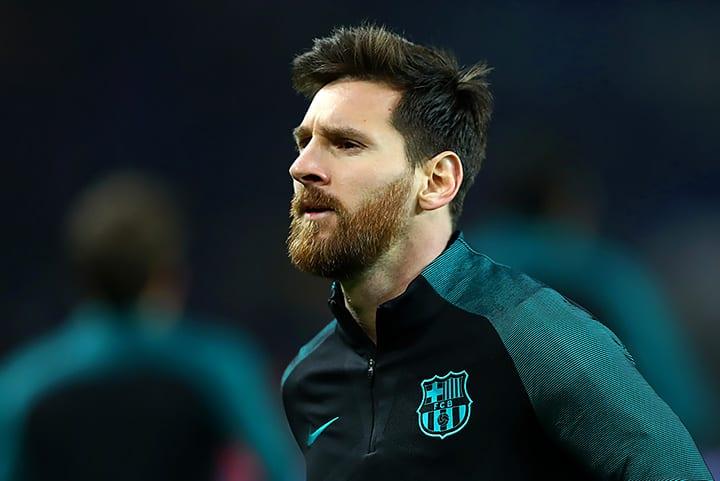 «Барселона» предложила Месси пожизненный договор