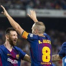 """""""Барселона"""" выдала свой лучший старт в Примере"""