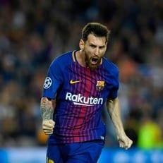 """Месси создал 500 голов """"Барселоны"""" в Примере"""