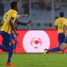 Испания и Бразилия вышли в полуфинал чемпионата мира U-17
