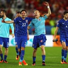 Хорватия назвала состав на матчи с Грецией