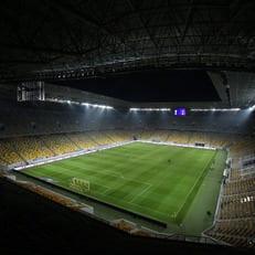Украина сыграет со Словакией во Львове