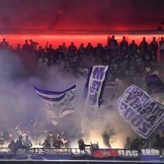 """УЕФА оштрафовал """"Андерлехт"""" за поведение фанатов"""