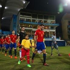 ЧМ U-17: Испания обыграла Мали и прошла в финал
