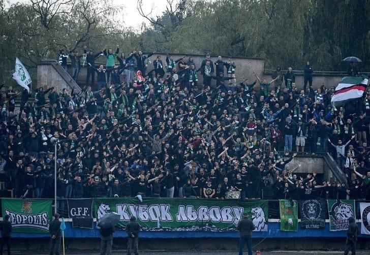 Матч 14-го тура УПЛ «Карпаты»— «Динамо» (Киев) пройдёт созрителями