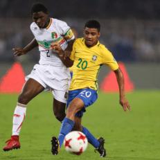 ЧМ U-17: Бразилия заняла третье место