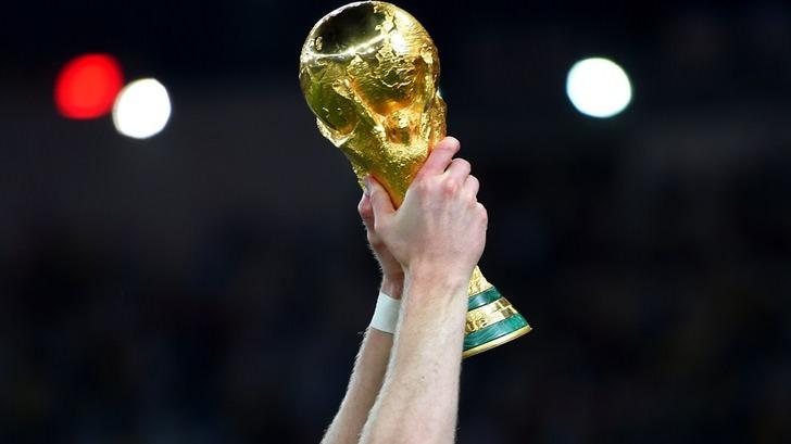 Чемпионат мира, Getty Images