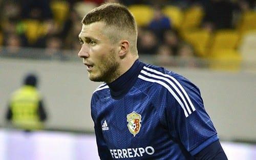 Александр Ткаченко продлил договор с«Ворсклой» до 2020