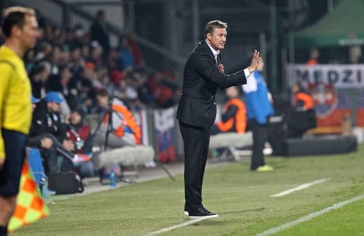 Хацкевич: в первом тайме Динамо повезло, но без удачи в футболе нельзя