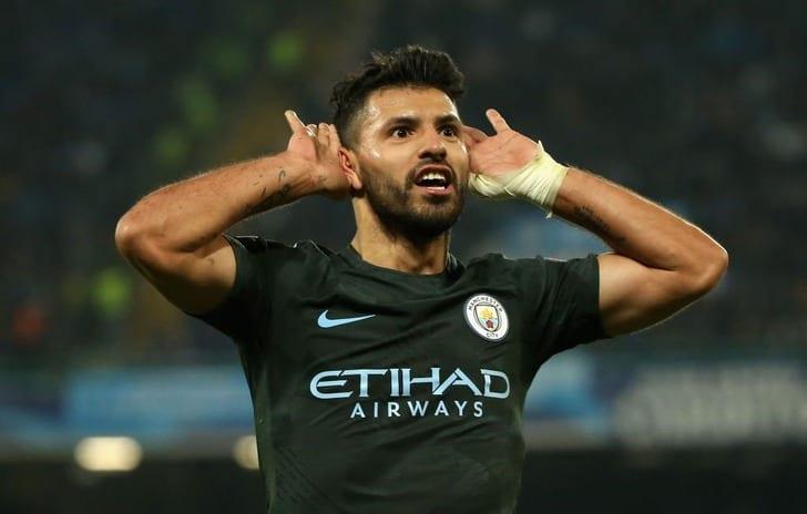 Агуэро стал лучшим бомбардиром вистории Манчестер Сити
