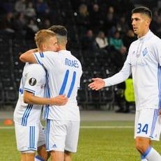 Виталий Буяльский претендует на звание игрока недели Лиги Европы