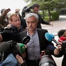 Моуриньо посетил мадридский суд по делу о неуплате налогов
