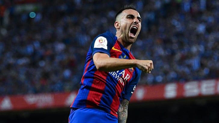 «Барселона» обыграла «Севилью» в основном матче тура