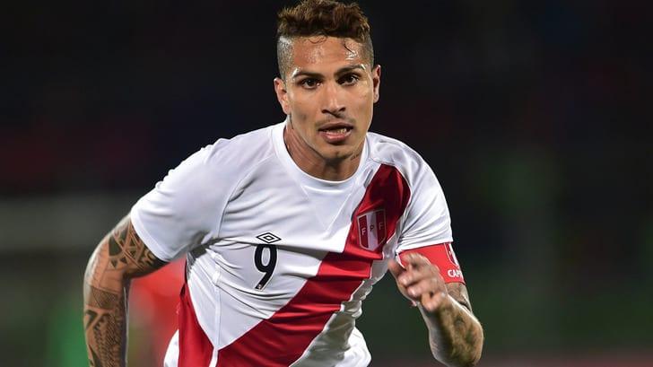 Вдопинг-пробе форварда сборной Перу Герреро найден кокаин