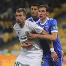 У Гармаша, Буяльского и Корзуна проблемы со здоровьем, Кравец вылетел до конца сезона