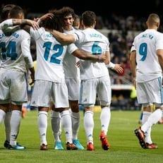 """""""Реал Мадрид"""" уверенно переиграл """"Лас-Пальмас"""""""