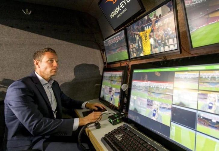 ВВеликобритании воспользуются видеопомощью втоварищеском матче сГерманией