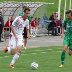 Петров заменит Цыганкова в молодежной сборной Украины