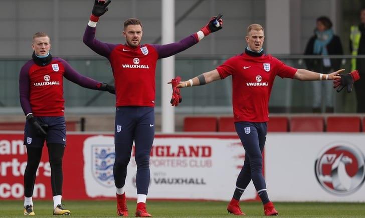 Батлэнд сломал палец натренировке сборной Британии