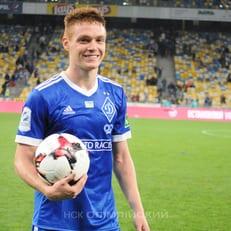 Цыганков вошел в топ-100 молодых футболистов мира