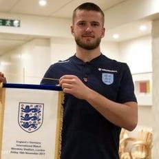 Эрик Дайер будет капитаном сборной Англии в матче с Германией