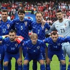 Хорватия - Греция: стартовые составы