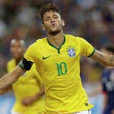 Бразильцы переиграли Японию со счетом 3:1
