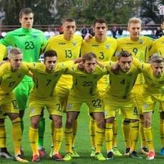 U-21: Украина проигрывает Англии