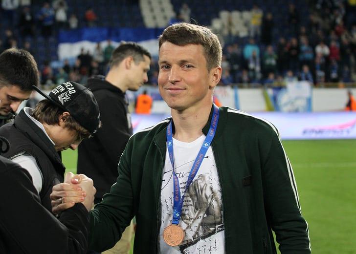 Ротань вышел на 3-е место поколичеству матчей засборную Украинского государства