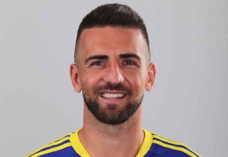 Ибишевич завершил карьеру всборной Боснии иГерцеговины