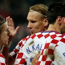 Греция - Хорватия: стартовые составы
